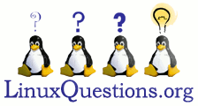 LinuxQuestions.org Forums - where Linux newbies come for help